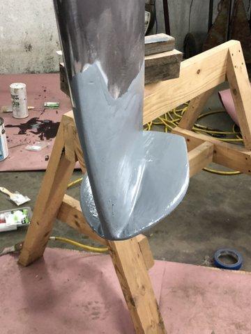 fiberglass work